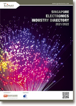 Singapore Electronics Industry Directory Book Cover
