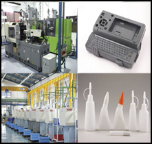PLASTIC INJECTION MOULDING