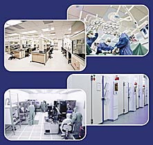 PROVIDING SPECIALISED PRODUCTS FOR LABORATORY/HOSPITAL & CONTROLLED ENVIRONMENT